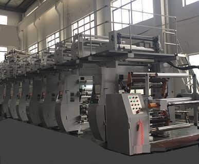 热转印凹版印刷机印刷生产线印刷机械-无锡市博宇塑机有限公司