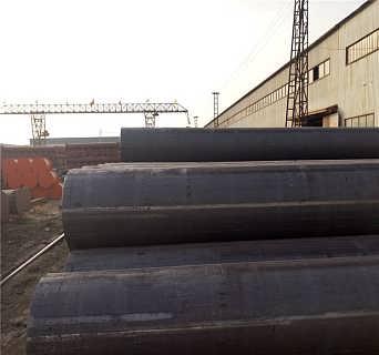 拉萨直缝钢管厂家L245M大口径厚壁直缝钢管性能对比-河北蒂瑞克管道设备有限公司-管件部
