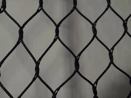 供应钢丝绳编织网  隔断垂帘网 吊顶编织钢丝网 装饰网-河北聚隆丝网制品有限公司