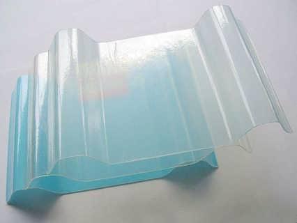 玻璃钢透明瓦 FRP阳光瓦 透明瓦批发 亮瓦价格