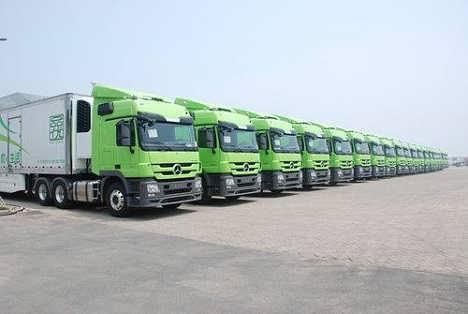 从上海到广元保温货物恒温冷链运输