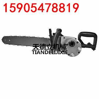 SSK-500气动金刚石链锯 手提式割煤机 切煤合金链锯