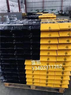煤矿专用减速带阳泉铸钢减速带13403311262太原大同减速带河北减速带厂