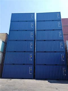 天津二手集装箱 全新集装箱 二手海运箱 SOC自备出口箱出租出售