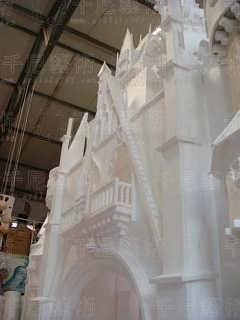 广州泡沫雕刻,人物雕刻,卡通泡沫雕刻-东莞市领航雕刻艺术有限公司