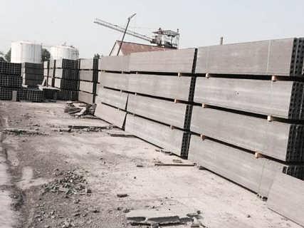 潍坊grc隔板墙施工材料