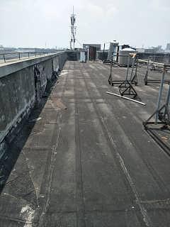 上海屋面防水老化漏水重新做防水 墙面渗水脱落刷涂料