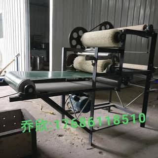全自动豆腐皮机 盛隆仿手工豆腐皮机厂家