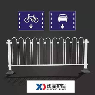 京式护栏生产厂家 交通隔离护栏 道路护栏厂家