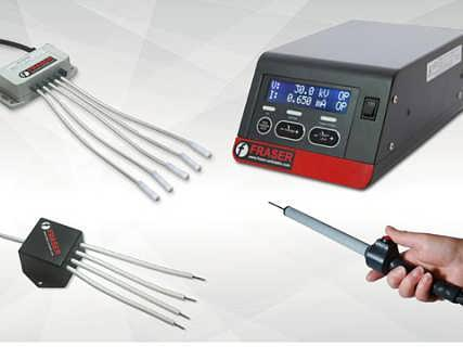 FRASER Ionfix73020紧凑型静电发生器