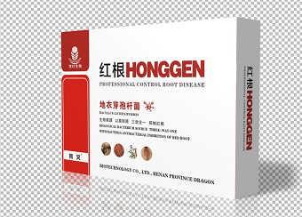 龙灯生物红根三合一,红中柱根腐病生物菌剂