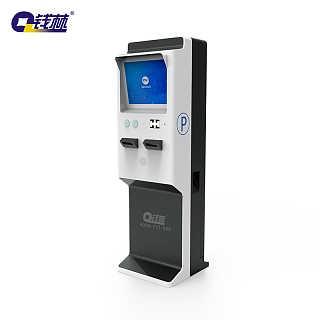 钱林停车场缴费终端QL-ZZ L17P2,智能缴费一体机,自助缴费机