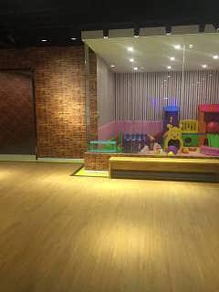 青岛美莱尔体育馆耐磨pvc塑胶地板