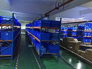 易达仓储工业货架 搁板货架 四层货架定做