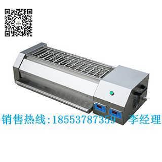 可定制无烟环保电烤炉,操作简易轻松当老板-金乡县胡集镇远飞厨房设备厂