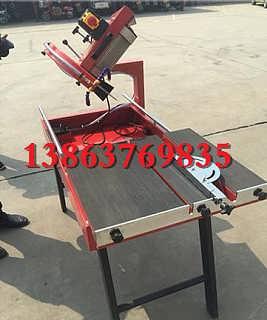 多角度切割机耐火砖切割机专业厂家