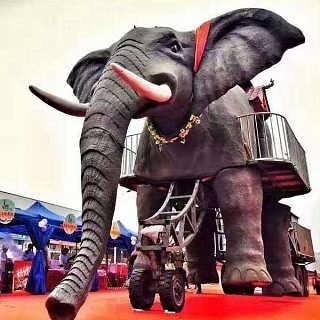 机械大象出租出租机械大象机械大象厂家