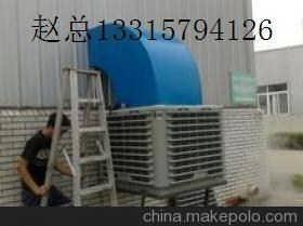 紧固件厂车间排风除热换气设备