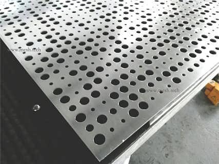 穿孔铝板/镀锌板冲孔网加工/不锈钢冲孔报价——上海迈饰新材料