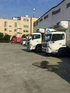 回程车合肥到沧州冷藏物流直达