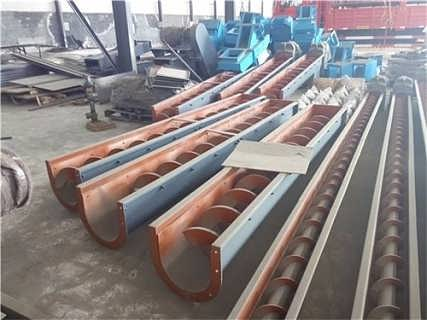 江西九江LS400槽型槽式螺旋输送机在哪买