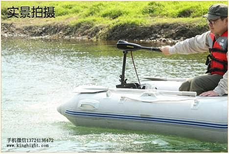 圣来汐航凯推进器,48伏8马力电动船外机,舷挂机-广州庆海水上用品有限公司