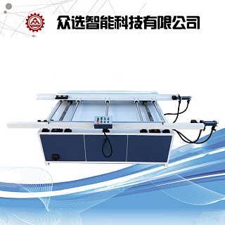 木门生产线全自动液压组装机-山东众选智能科技有限公司