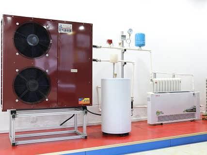 选购空气能热泵 选购金锐光空气能热泵-三河金锐光机电技术开发有限公司
