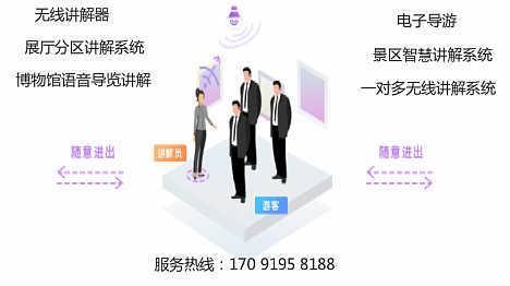 桂林展厅无线解说器系统展厅无线导览器设备供应商