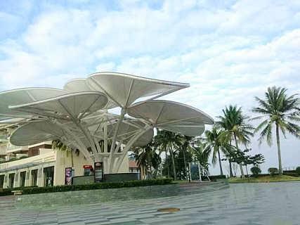 膜结构景观建造厂家