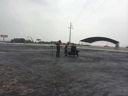 中德新亚高聚物改性沥青防水涂料
