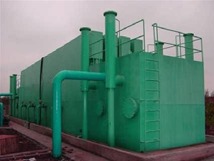 运城市污水厂中水回用设备