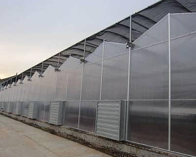 pc阳光板温室建设厂家