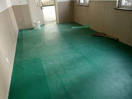 广西防城港市美莱尔学校吸音pvc地板