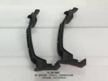 注塑加工苏州注塑模具加工厂家汽车手柄零部件注塑模具