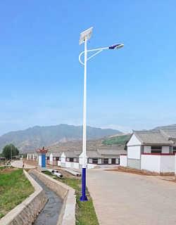 太阳能路灯厂家提供整体照明解决方案-广东正翔照明科技有限公司