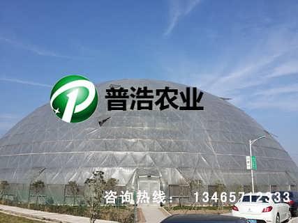 青州球形温室建设厂家
