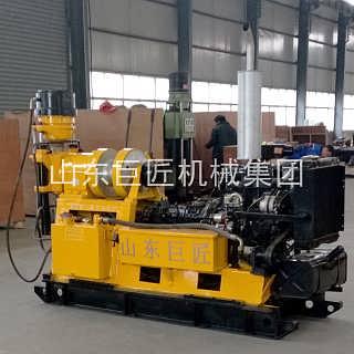 500米大型取芯钻机XY-3地质勘探钻机大功率液压新疆