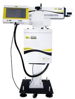 戴纳牌五金工具用激光打码机 喷码机 打标机防伪防串货