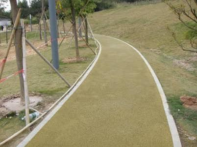 诸暨透水地坪材料厂家直供扬州专业施工-扬州科普景观工程有限公司