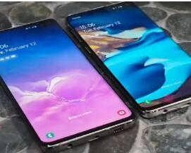 大量回收华为nova6手机屏nove5手机屏