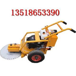 600汽油切桩机 路面管桩切割机 混凝土桩切断锯桩机