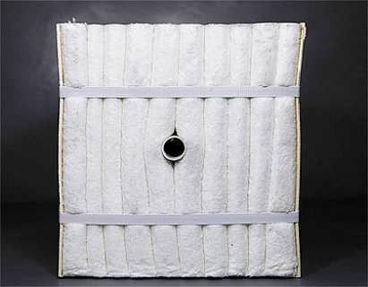 西安工业炉保温棉专供商-硅酸铝纤维模块厂家