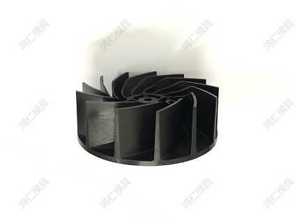 注塑加工苏州注塑模具加工厂家汽车配件叶轮注塑模具