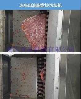 肠类加工破碎机  连骨肉大型破碎机-诸城瑞宝食品机械有限公司