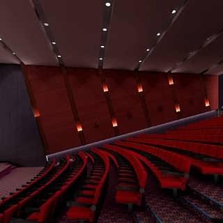影院声学设计方案,影院噪音控制