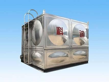 装配式不锈钢消防生活水箱