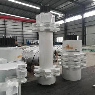 万胜煤矿150S050102机头链轮组件链轮轴组生产厂家-河南双志机械设备有限公司-销售