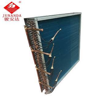 惠州蒸发器净化机组表冷器厂家定制-东莞市骏安达空调科技有限公司-2部