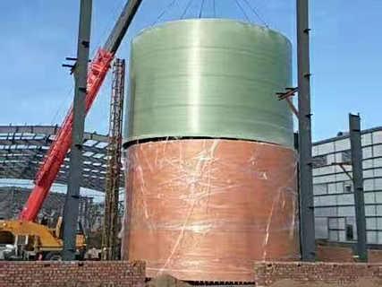 山东玻璃钢容器生产厂家